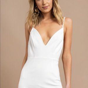 New Tobi White Bodycon Dress